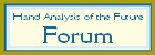 Hand Analysis of the Future Forum