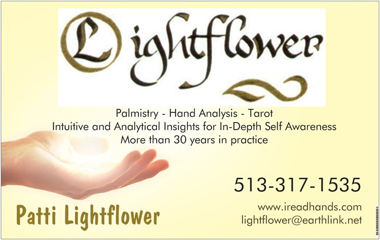 Patti Lightflower - Banner